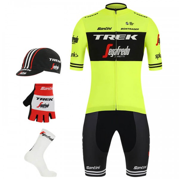 TREK-SEGAFREDO Training 2019 Maxi-Set (5 pieces)