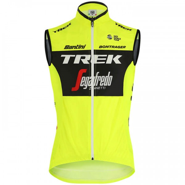 Trek-Segafredo Training 2019 Wind Vest