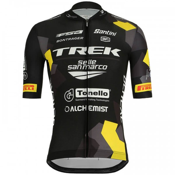 TREK SELLE SAN MARCO 2019 Short Sleeve Jersey
