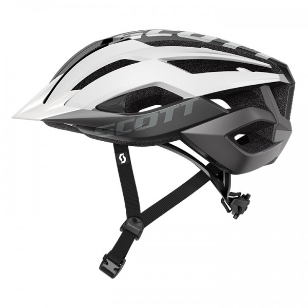 SCOTT Arx 2019 MTB Helmet, white - black