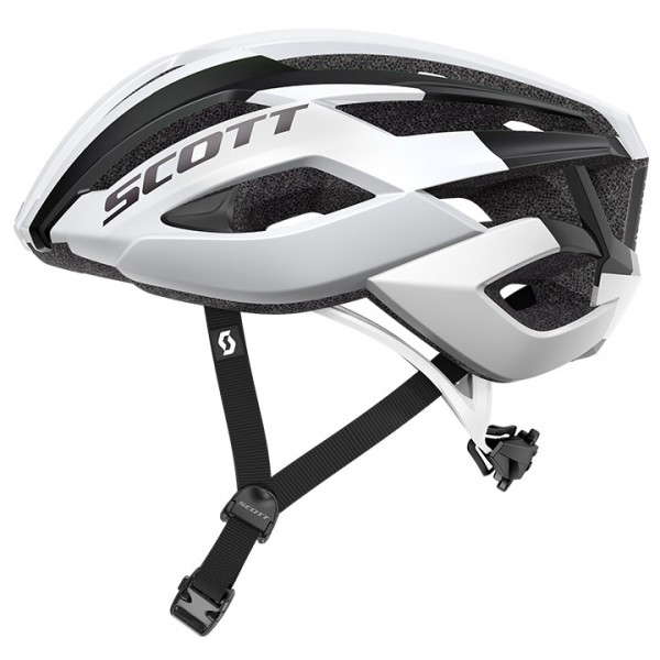 SCOTT Arx 2019 Road Bike Helmet white