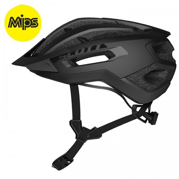 SCOTT Fuga Plus REV 2019 Cycling Helmet black
