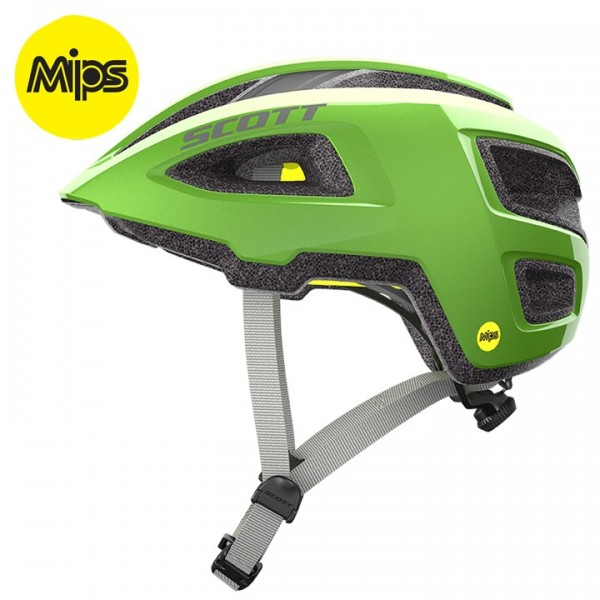 SCOTT Groove Plus 2019 MTB Helmet green