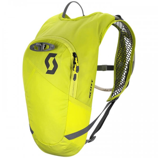 SCOTT Perform Evo HY 4 2019 Hydration Backpack neon yellow