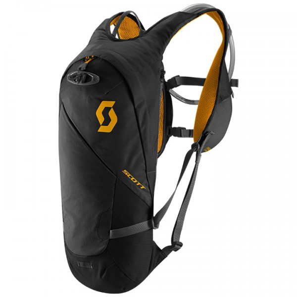 SCOTT Perform HY 6 Hydration Pack, black-orange black - orange