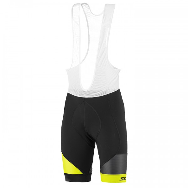 SCOTT RC Premium Bib Shorts black - yellow