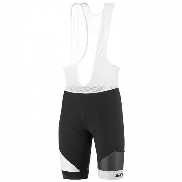 SCOTT RC Premium Bib Shorts white - black