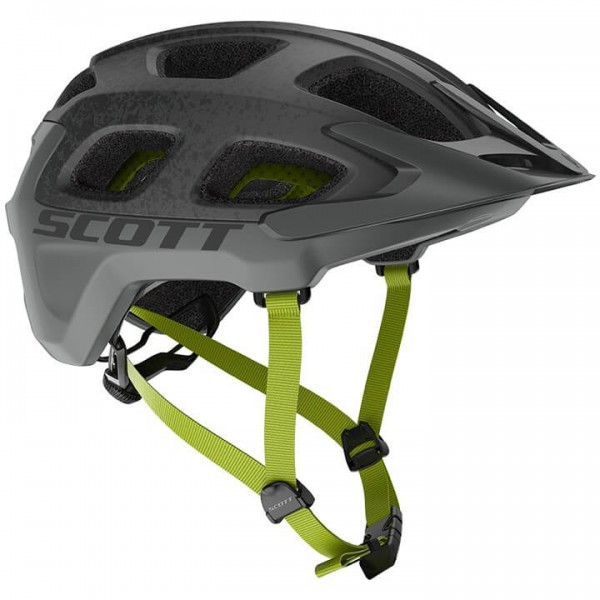 SCOTT Vivo 2019 MTB Helmet grey - green