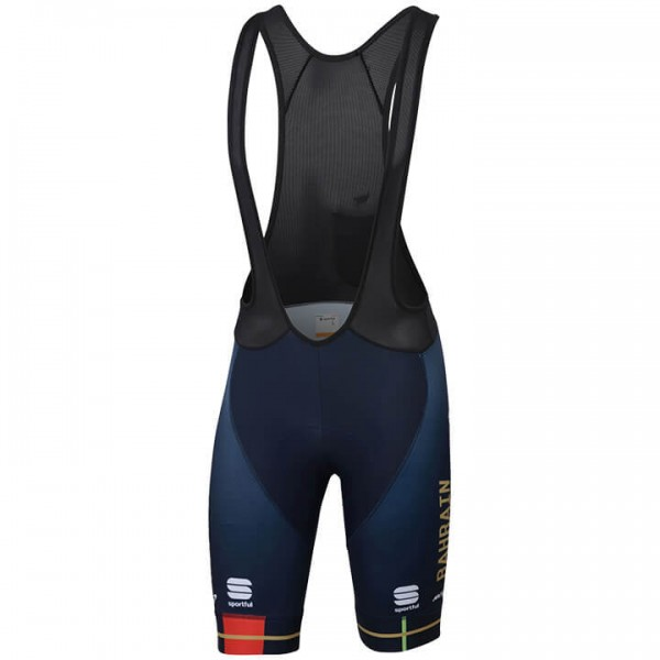 BAHRAIN-MERIDA 2019 Bib Shorts
