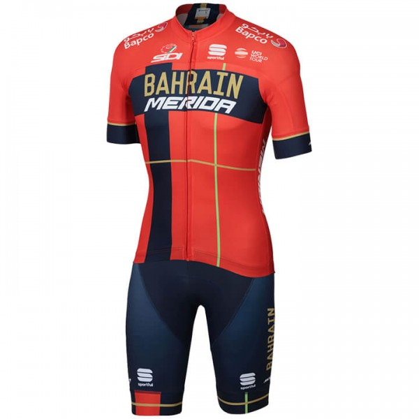 BAHRAIN - MERIDA Team 2019 Set (2 pieces)