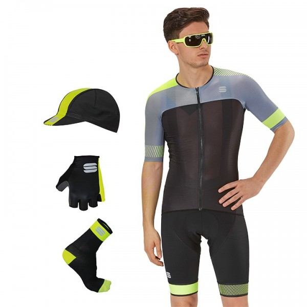 SPORTFUL Bodyfit Pro 2.0 Light Maxi-Set (5 pieces)