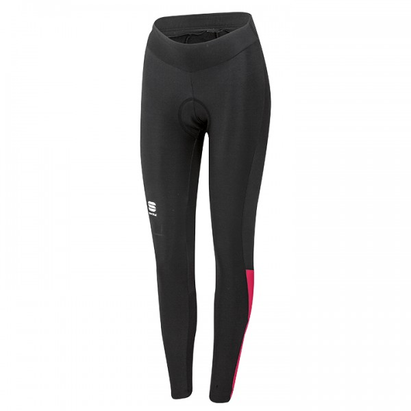 SPORTFUL Diva Cycling Tights, black-pink