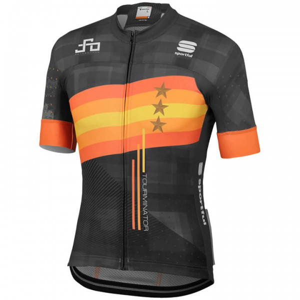 PETER SAGAN STARS Short Sleeve Team Jersey 2019