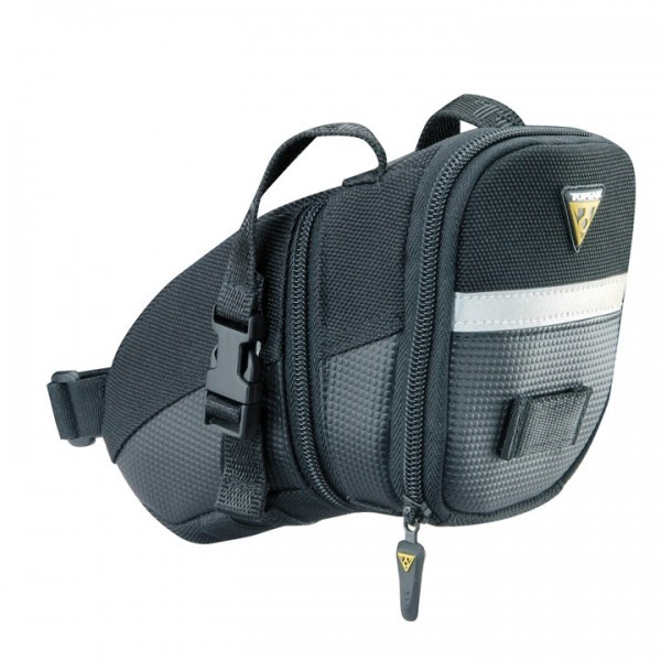 TOPEAK Strap Aero Wedge Pack Medium Saddle Bag