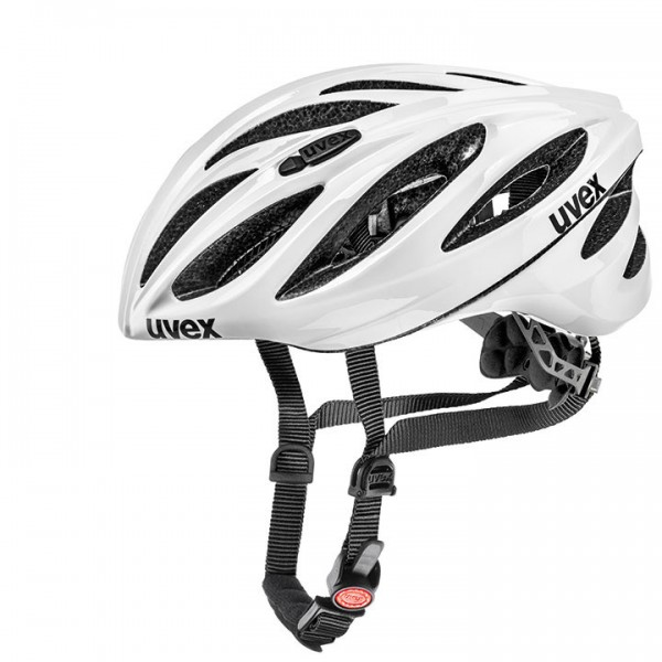 UVEX Boss Race 2019 Road Bike Helmet white