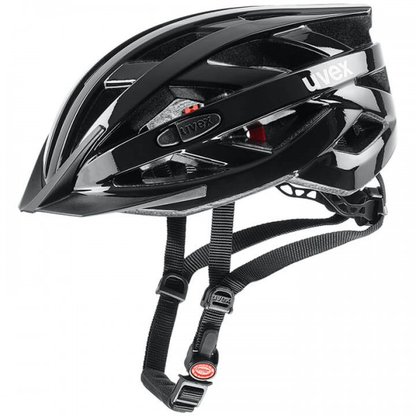UVEX i-vo 3D 2019 Cycling Helmet black