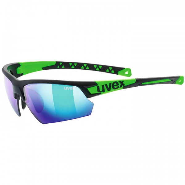 UVEX Sportstyle 224 2019 Cycling Eyewear black - green