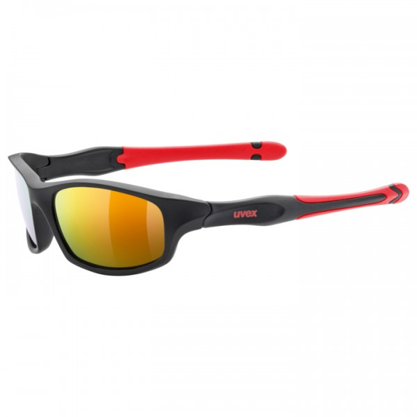 UVEX Sportstyle 507 2019 Cycling Eyewear black-red black - red