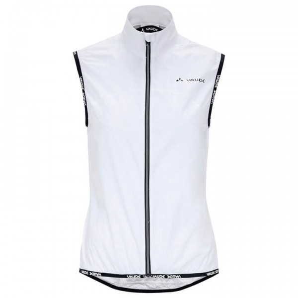VAUDE Air III Wind Vest white