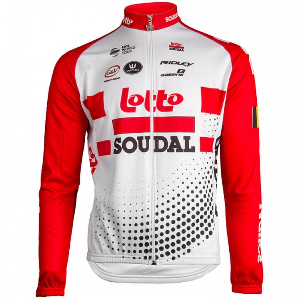 Lotto Soudal 2019 Long Sleeve Jersey