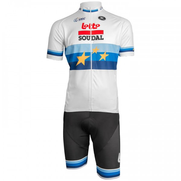 LOTTO SOUDAL European Champion 2019 Set (2 pieces)