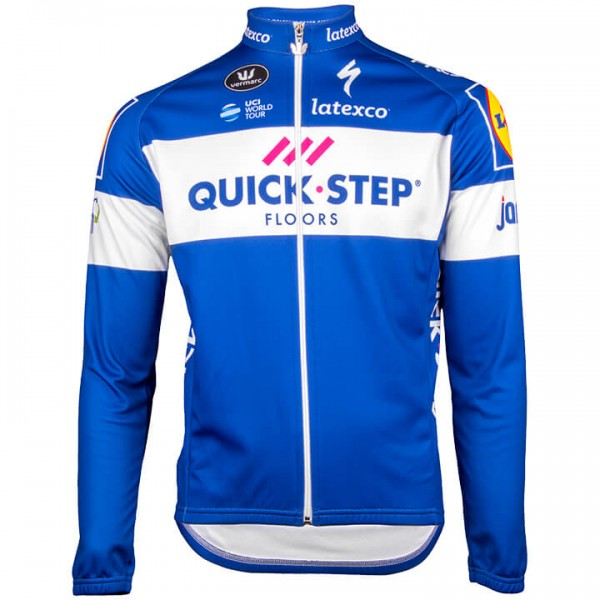 QUICK-STEP FLOORS 2018 Long Sleeve Jersey