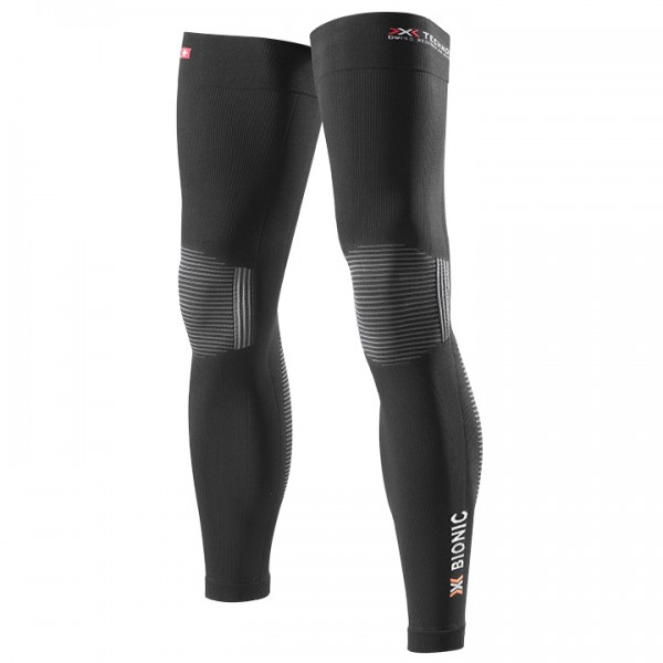 X-BIONIC PK-2 Energy Accumulator Summerlight Leg Warmers black-grey